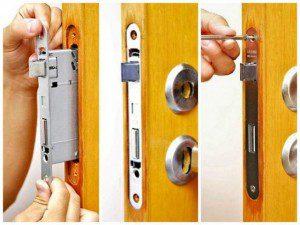 Trocando-fechaduras